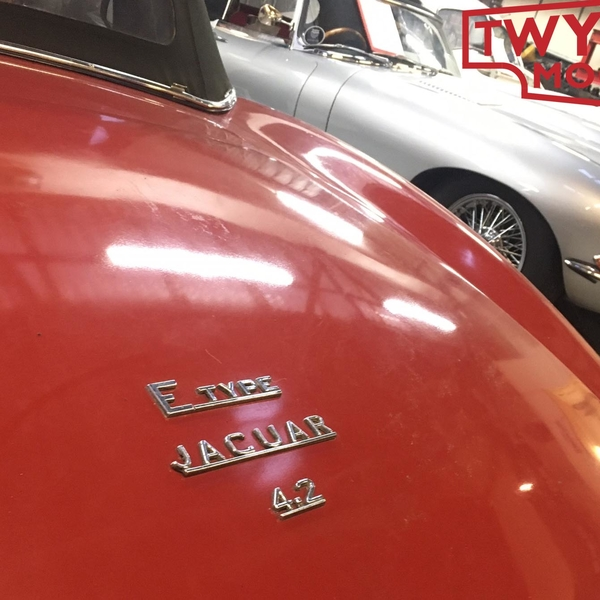 E-Types, an Aston and many XKs – workshop update