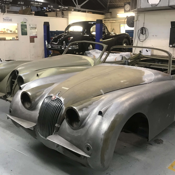 Racing north, restorations and road maps – Workshop update
