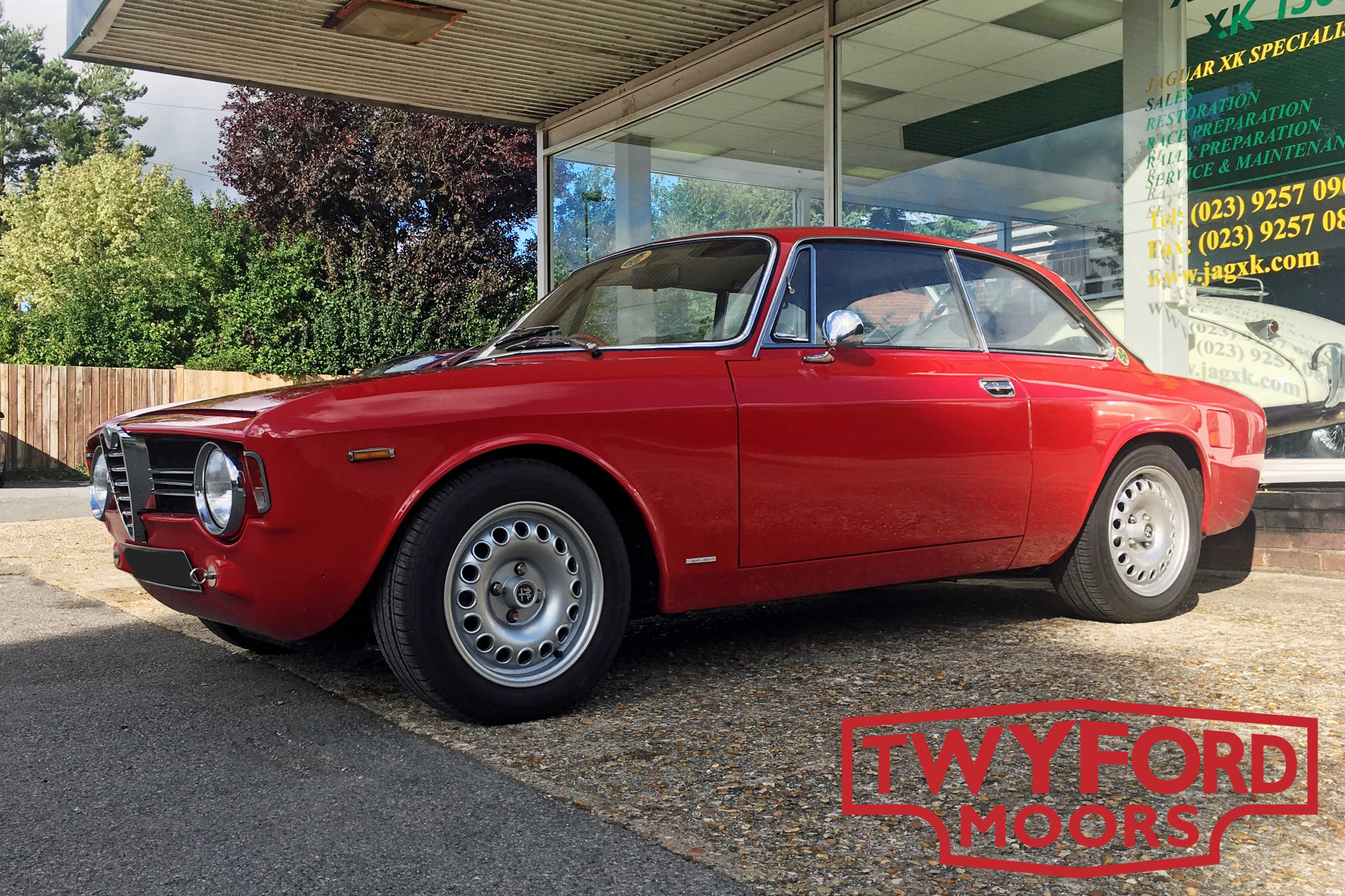 Alfa Romeo classic car Hampshire